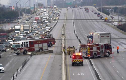 Haos na auto-putu u Teksasu: U lančanom hororu učestvovalo više od 100 vozila, ima mrtvih (FOTO+VIDEO)