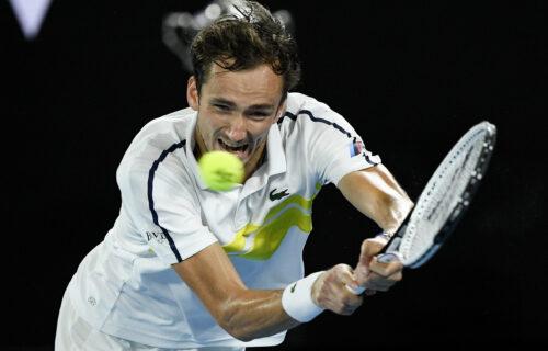 Novakov rival će biti silno motivisan u finalu: Medvedev je na korak od najvećeg uspeha u karijeri!