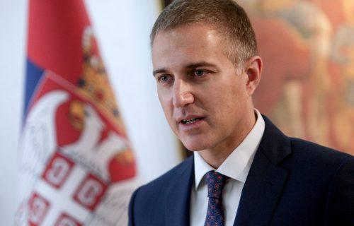 Nebojša Stefanović završio svedočenje u Tužilaštvu