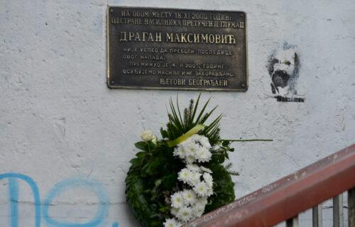 20 godina od smrti Dragana Maksimovića Makse: Prebijen je u samom centru Beograda, niko mu nije pomogao
