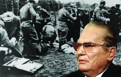 Nisu smeli da znaju BROJ ŽRTAVA: Poznato zašto Tito nikada nije posetio LOGOR SMRTI kraj Save, Jasenovac