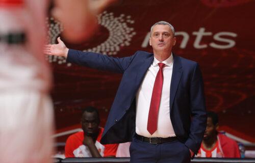 Dva odlaska u jednom danu na Malom Kalemegdanu: Dejan Radonjić precrtao srpskog košarkaša!