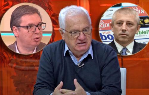 Savest mu NIJE ČISTA! Evo zašto je Kokeza odbio da odgovori na pitanje da li je planirao ubistvo Vučića