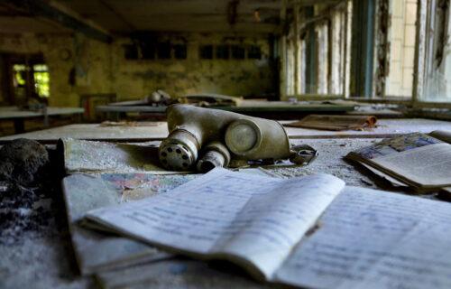 Bizarna Google Maps misterija: Čije su kosti u Černobilju (VIDEO)