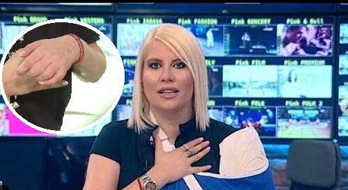 Dea Đurđević je pre DVE GODINE zamalo stradala: Sada je pred MILIONIMA prvi put pokazala ruku (FOTO)
