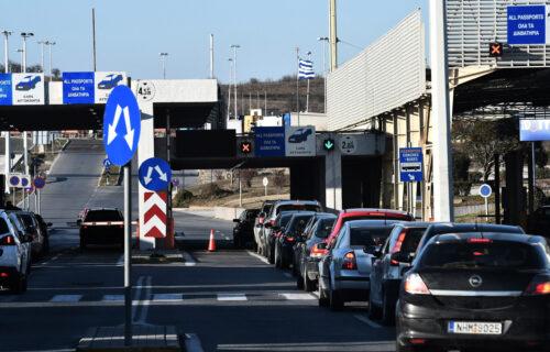 """""""Iznenađenje"""" na granici: Grčka UVELA još jedan test za ulazak u zemlju koji morate da PROĐETE"""