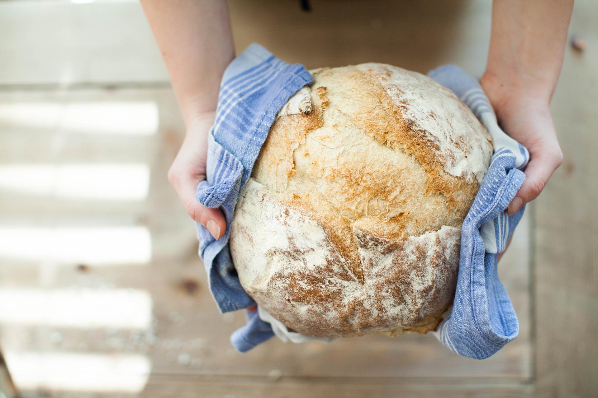 domaći hleb recept