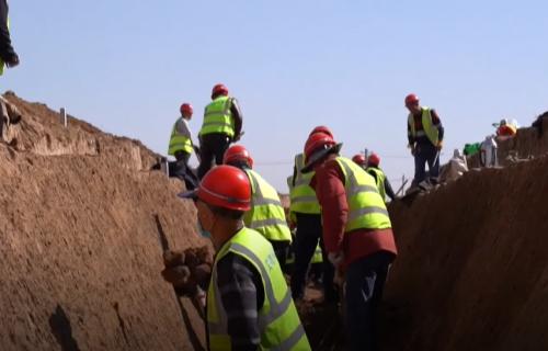 Šokantno otkriće u Kini: Tokom izgradnje metroa radnici pronašli više od hiljadu GROBNICA (VIDEO)