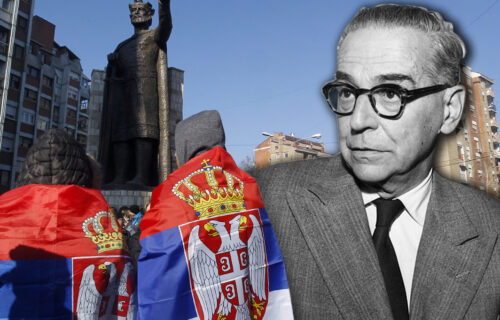 Andrićevo REŠENJE za Kosmet: Albance iseliti, a zemlju im podeliti - Srbija da uzme sever i DRAČ!