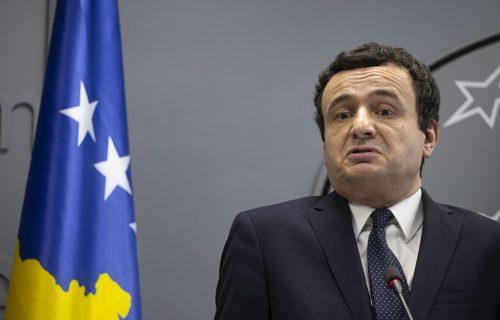EU ZAPRETILA Kurtiju: Nema policijskih akcija na severu Kosova ni reciprociteta prema Srbiji