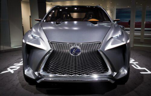 """""""Procureli"""" snimci 2022 Lexus NX: Crossover izgleda sjajno (VIDEO)"""