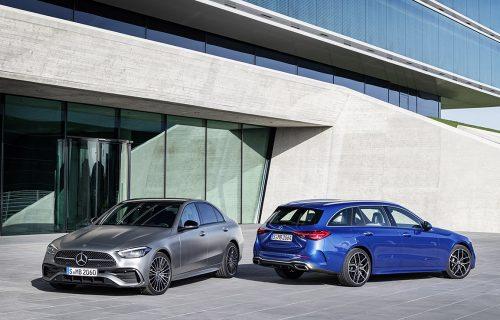 2021 Mercedes C-Klasa: Sedan i karavan za vrhunski užitak (VIDEO)