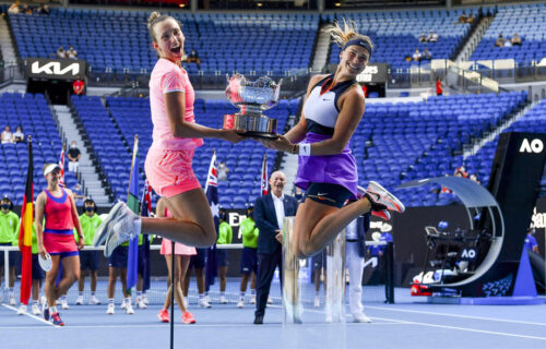 Imamo nove šampionke Australijan opena: Belgijanka i Beloruskinja došle do druge grend slem titule!