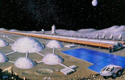 Projekat NOM4D: Amerikanci žele da grade FABRIKE i druge građevine na Mesecu!