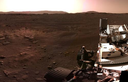 Dobrodošli na Mars! Ovako izgleda i zvuči crveno bespuće (VIDEO)
