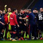 Stanković i igrači Zvezde se zaleteli na sudiju: Haos posle meča u Milanu! (FOTO)