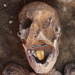 Pronađena mumija sa ZLATNIM jezikom: Naučnici otkrili čemu je služio (VIDEO)