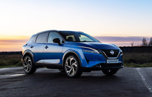 2021 Nissan Qashqai stiže s hibridnim pogonom (VIDEO)