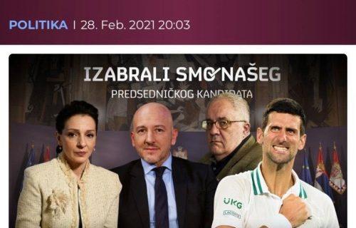 Đilas ponizio Novaka: Preletačica Marinika bolja od legende!