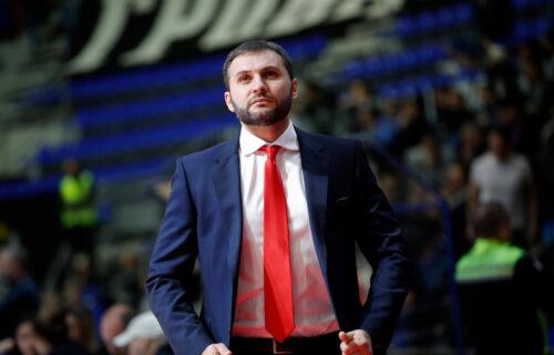 Jovanović pred duel Cibona - Partizan: Crno-beli su veliki protivnik, ali želimo da odigramo jako!