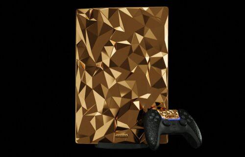 KO ĆE PRVI: Svi žele Playstation 5 Golden Rock iako košta 500.000$ (VIDEO)