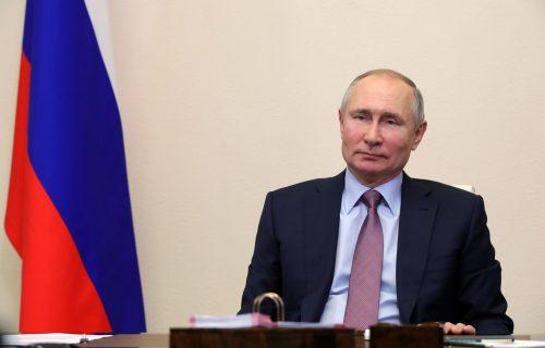 """""""Mnogi su se ponadali da će Rusija POTONUTI ili čak PROPASTI"""": Vadimir Putin o borbi protiv pandemije"""