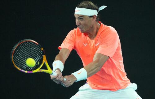 Čudo na Australijan openu: Nadal vodio 2:0, pa ispao - Cicipas je u polufinalu!