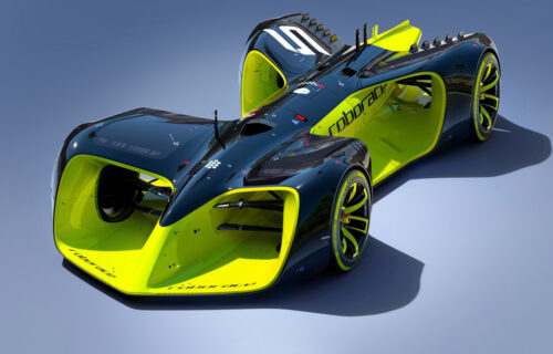 Nvidia u svetu trka: Roborace bolidi se voze sami (VIDEO)