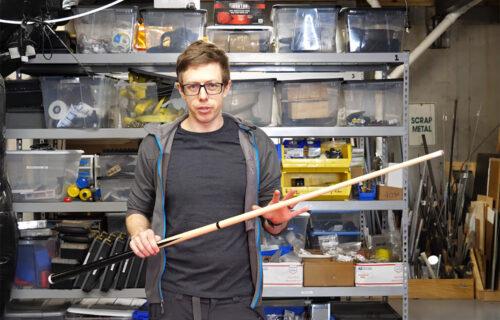 Ovaj bilijarski štap NE PROMAŠUJE: Mladi inženjer napravio čudo (VIDEO)