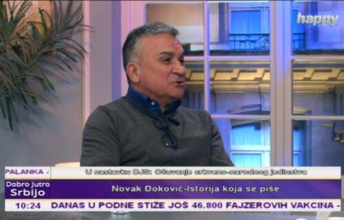 Srđan Đoković spomenuo Daru iz Jasenovca: Noleta mrze jer je kao Srbija - svima smeta, a nikog ne napada!
