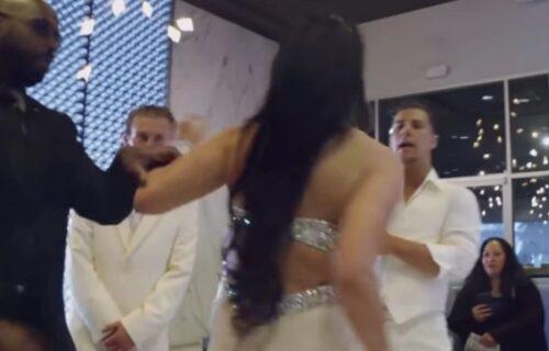 """""""NIKAD je nećeš oženiti!"""": Majka uletela na venčanje, napravila haos i napala budućeg ZETA (VIDEO)"""