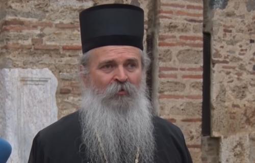 """Vladika Teodosije POZITIVAN na koronavirus: Upućen je na lečenje u KBC """"Dragiša Mišović"""""""