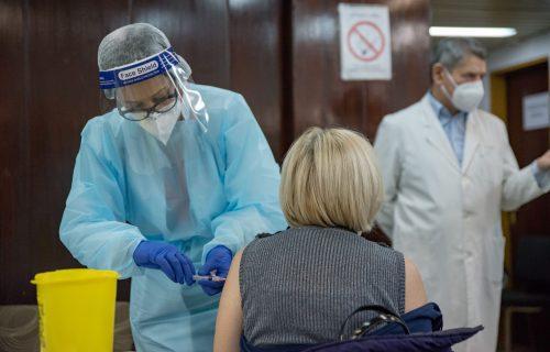 Ponovo vakcinacija u tržnim centrima: Dve doze primilo skoro 800.000 Beograđana