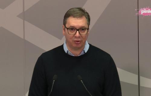 Vučić o Kokezi: Ne razumem zašto je čovek u kojeg sam imao poverenja odbio poligraf
