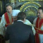 Patrijarh Porfirije BLAGOSLOVIO predsednika Vučića: Nakon toga su se poljubili TRI puta (FOTO)