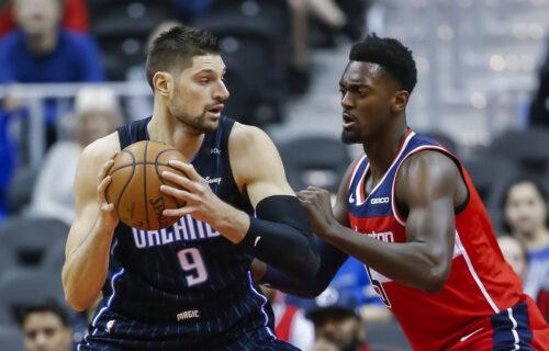 Igra najbolju košarku u karijeri: Više timova želi da dovede Vučevića