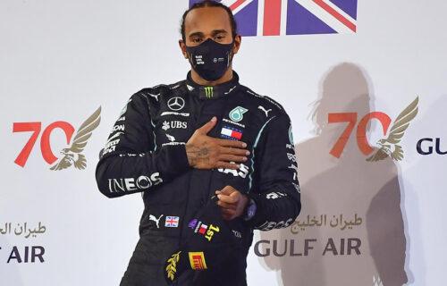 Dokaz dominacije Britanca: Hamilton u Imoli po 99. put u karijeri zauzeo pol poziciju