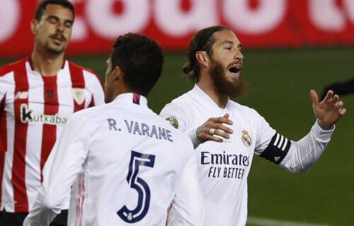 Podrhtava tlo u Madridu: Serhio Ramos doneo odluku gde nastavlja karijeru!