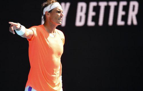 """Španac demantovao sve: Nadal se """"pere"""" zbog priče da ne igra zbog novca u Akapulku!"""
