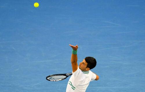 Nemile scene! SKANDAL na finalu Australijan opena: Moralo da reaguje obezbeđenje! (VIDEO)