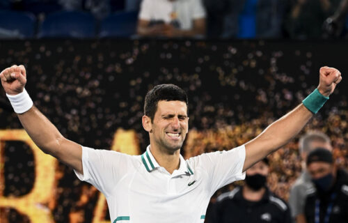 Muzika za uši svakog Srbina: Novak prestiže Nadala i Federera!