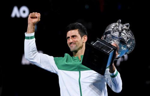 Nole se odrekao ogromnog novca sa Australijan opena: Ovo je razlog herojskog čina srpskog tenisera!