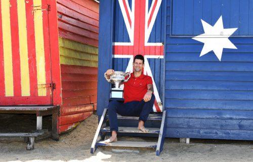 Direktor Australijan opena otkrio šta se dešavalo iza scene: Novak je trpeo udarce i bio pod stresom!