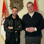 """Bilo mi je veliko zadovoljstvo"": Oglasio se svetski modni dizajner, Filip Plejn nakon sastanka sa Vučićem"