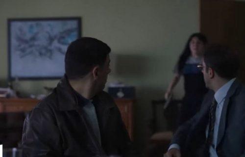 """Scena koja se GODINA PREPRIČAVA: U novoj epizodi """"Porodice"""" prikazan dijalog Miloševića i Čede (VIDEO)"""