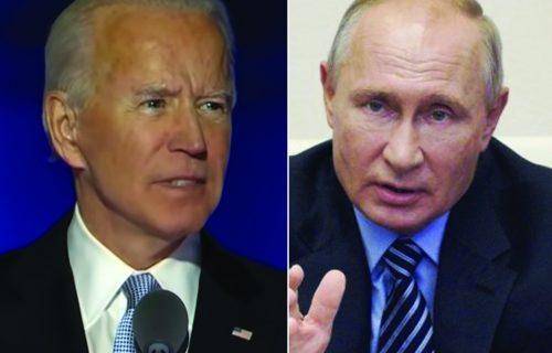 """""""Putin bi obrisao pod njime"""": Amerikanci ocenili kako bi prošao DUEL Bajdena i Putina"""