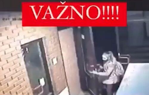 Isplivao još jedan jeziv snimak MANIJAKA sa Ceraka: Otkopčao pantalone i PRESTRAVIO devojčicu (VIDEO)