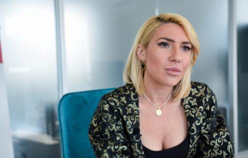 """""""Ja sam BOMBA, trajaću, a njega neće biti"""": Jovana Jeremić otkrila ko je ODBIO da gostuje kod nje (VIDEO)"""