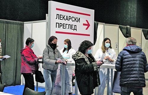 Sjajne vesti za BEOGRAD: Broj vakcinisanih građana danas će PREĆI 550 hiljada
