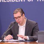 """""""Tužilac zna šta si RADIO, sve će se ČUTI"""": Vučić žestoko odgovorio bivšem potpredsedniku Partizana"""